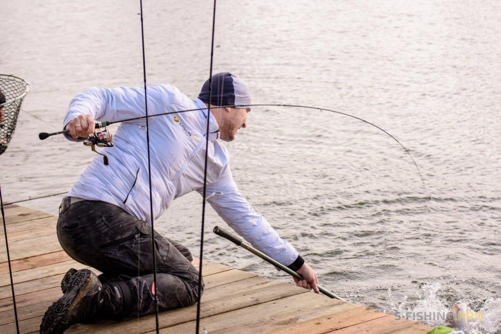 Как поймать рыбу, а не простуду