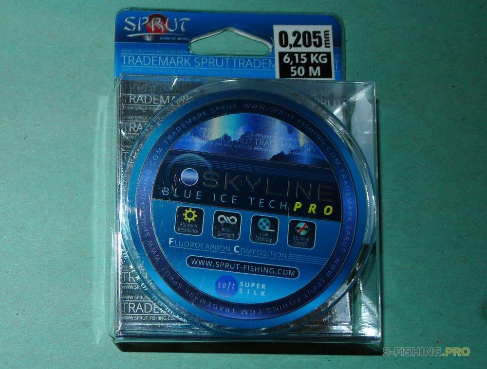 Обзоры: SkyLine Fluorocarbon Composition IceTech PRO.