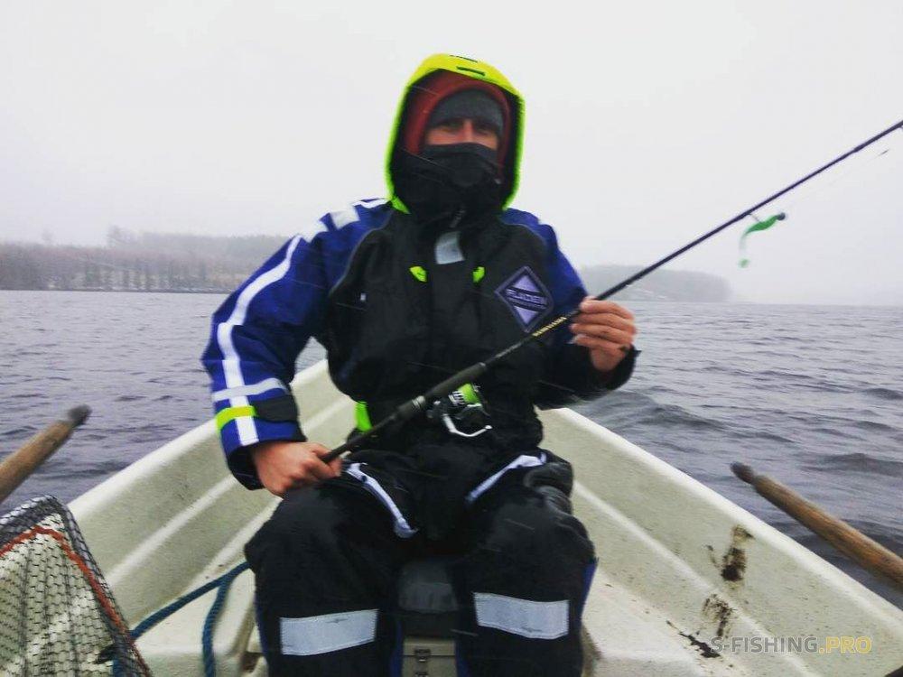 World Fishing Tackle: Злая и нежная Бася