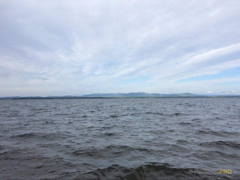 Два озера за одну рыбалку
