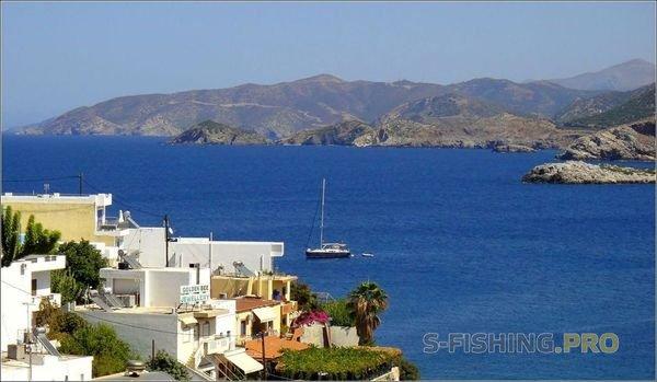 Отчеты с водоемов: Крит не резиновый