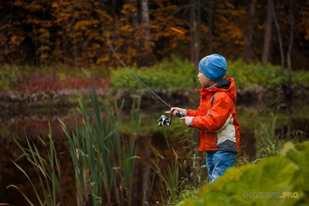Отчеты с водоемов: Выходной квест в поисках щуки.