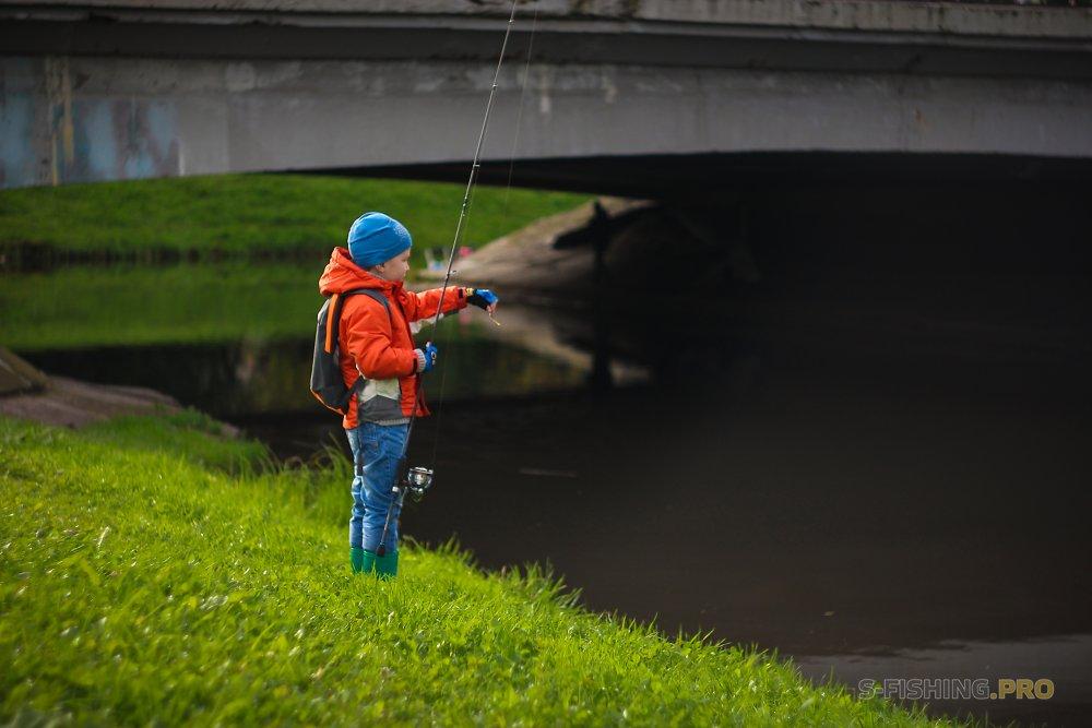 Отчеты с водоемов: Выходной StreetFishing.