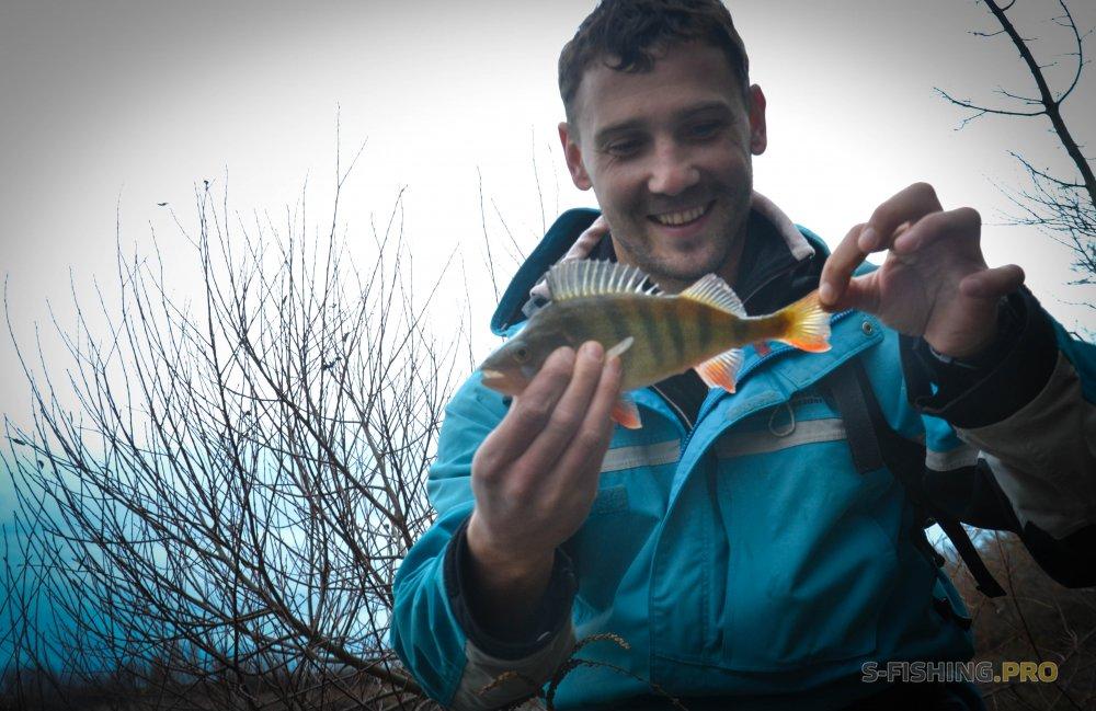 ТМ Crazy Fish: Последняя Рыбалка в 2017году
