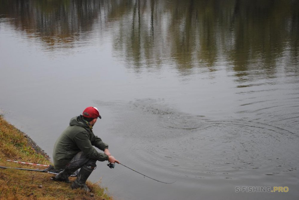 Отчеты с водоемов: Закрытие форелевого сезона