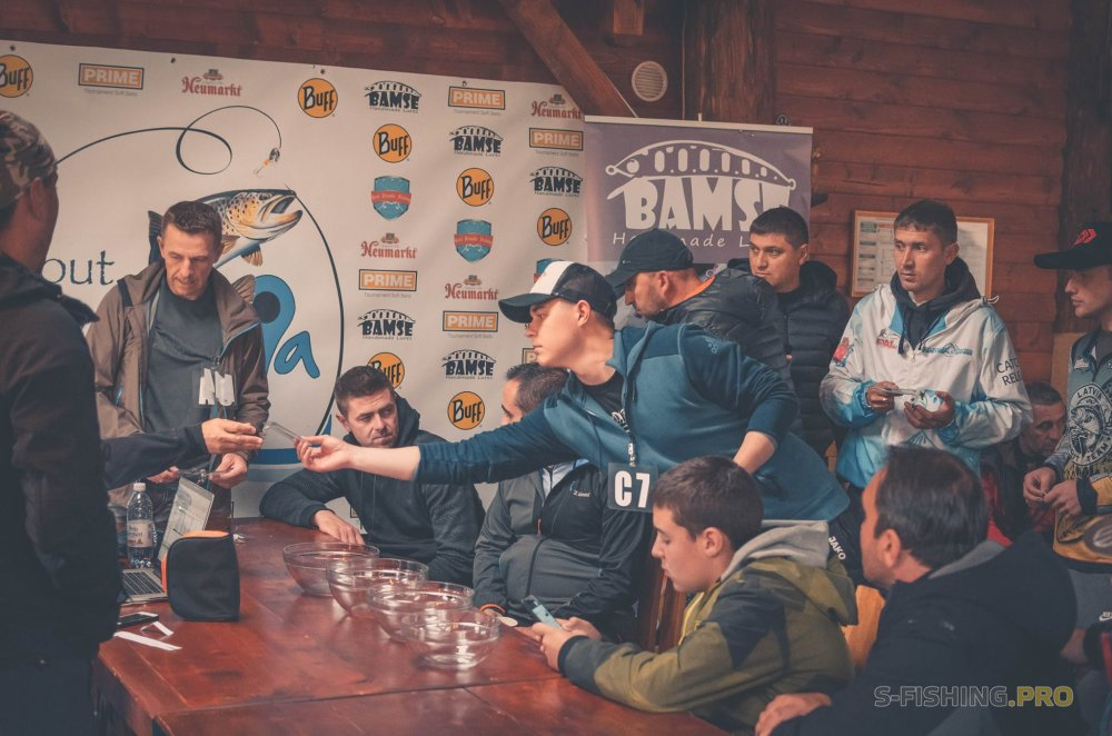 Fishing Camp: ROMANIA TROUT GAME 2017