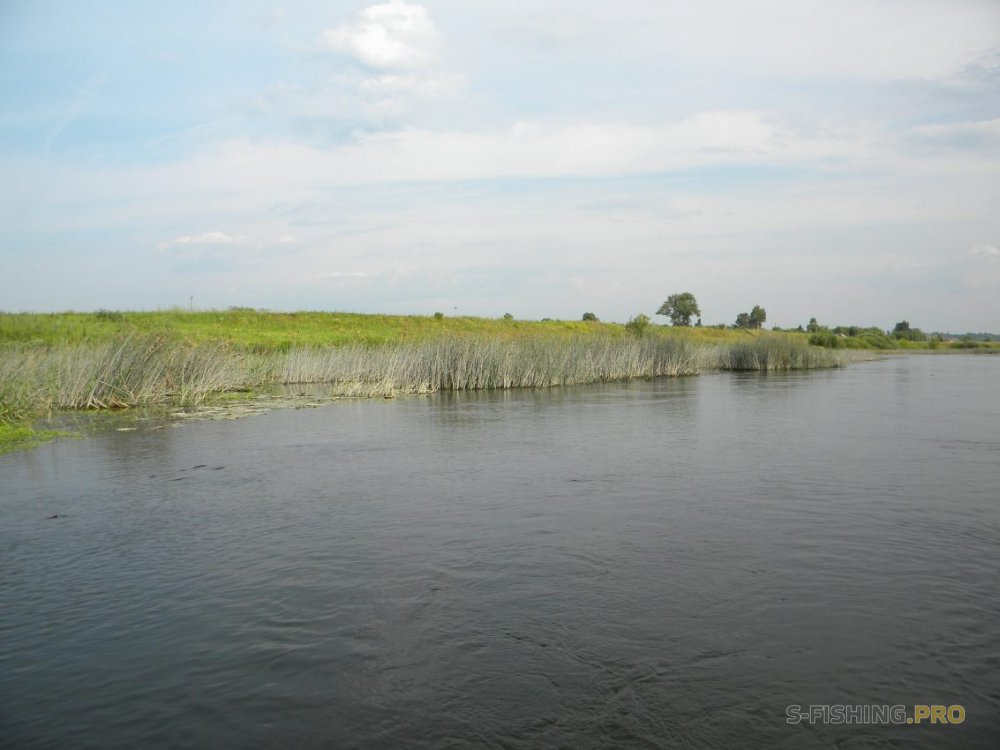 Сплав на рыболовном плотике