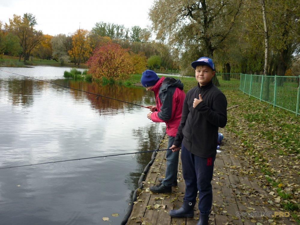 Team of Fishing Actions: Первая тренировка перед фестивалем