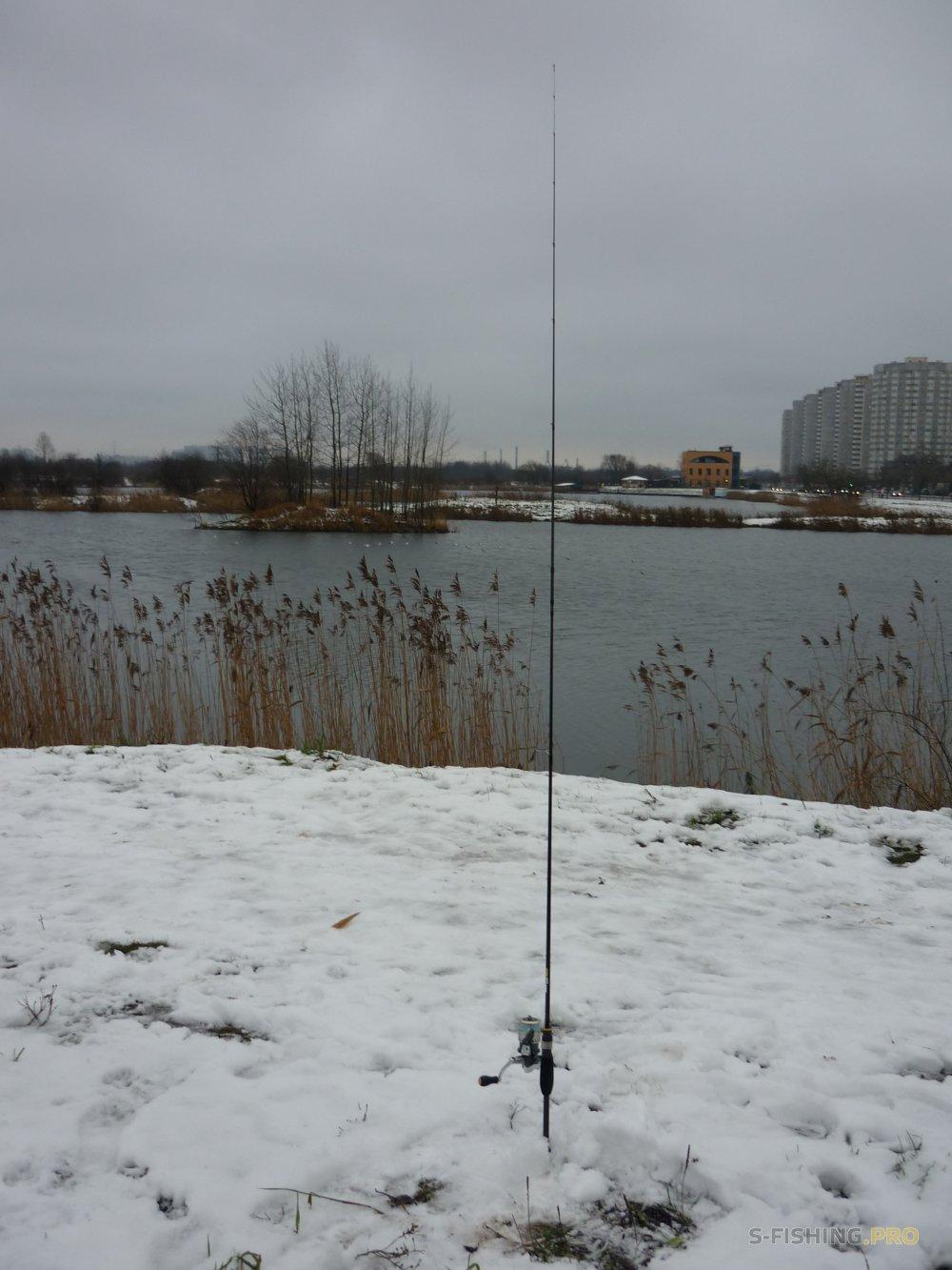 Team of Fishing Actions: Сегодня 02.12.2017. я открыл сезон зимнего спиннинга