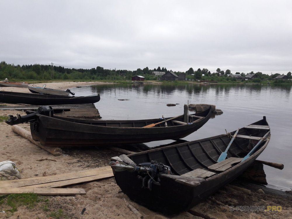 Black Hole: Рыбалка в Карелии (записки)