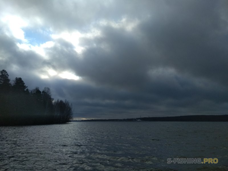Отчеты с водоемов: Снова в Десногорске