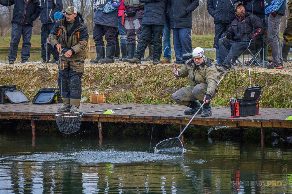 Отчеты с водоемов: Второй КУБОК РЫБНЫХ ПРУДОВ, сквозь ледовые преграды!