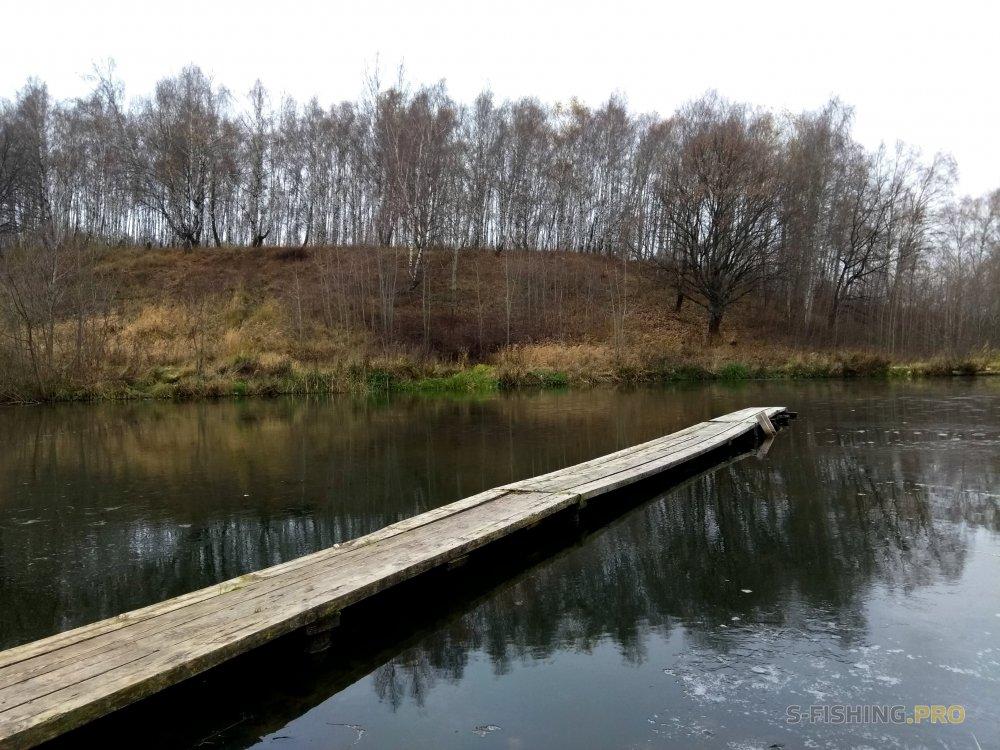 Отчеты с водоемов: Ультралайтовый бонус. Осенний микроджиг на Москва-реке