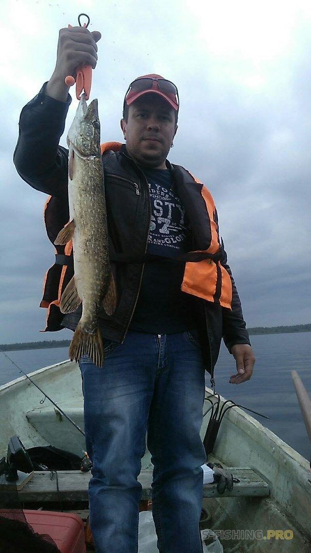 В поисках рыбных мест на Ладоге)))