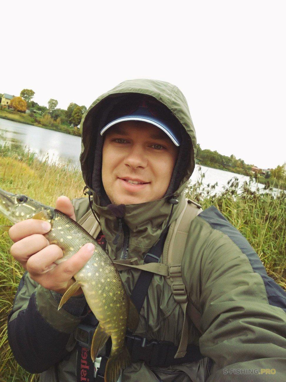 Отчеты с водоемов: Рыбалка с братом