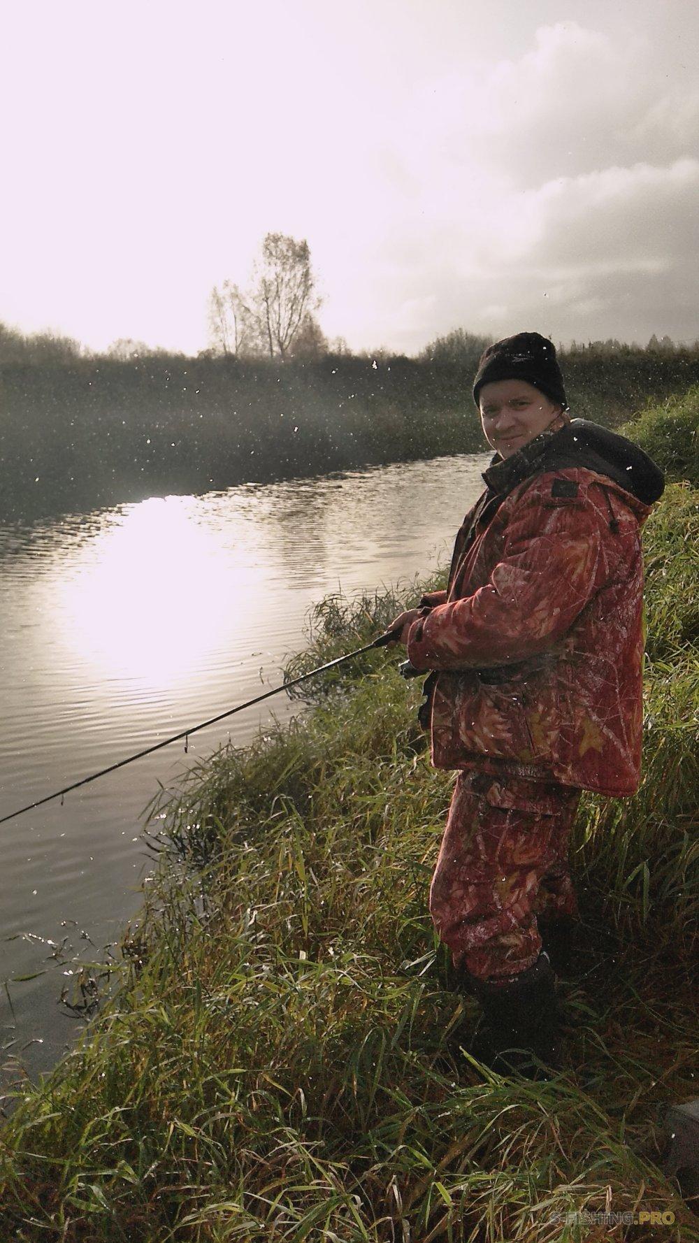 Отчеты с водоемов: Река Векса. Спиннинг.