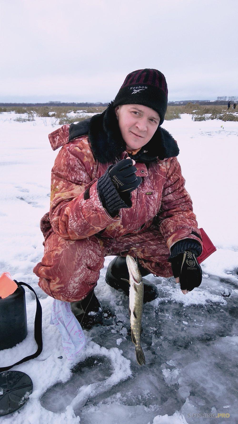 Отчеты с водоемов: Открытие твердой воды на озере Неро!