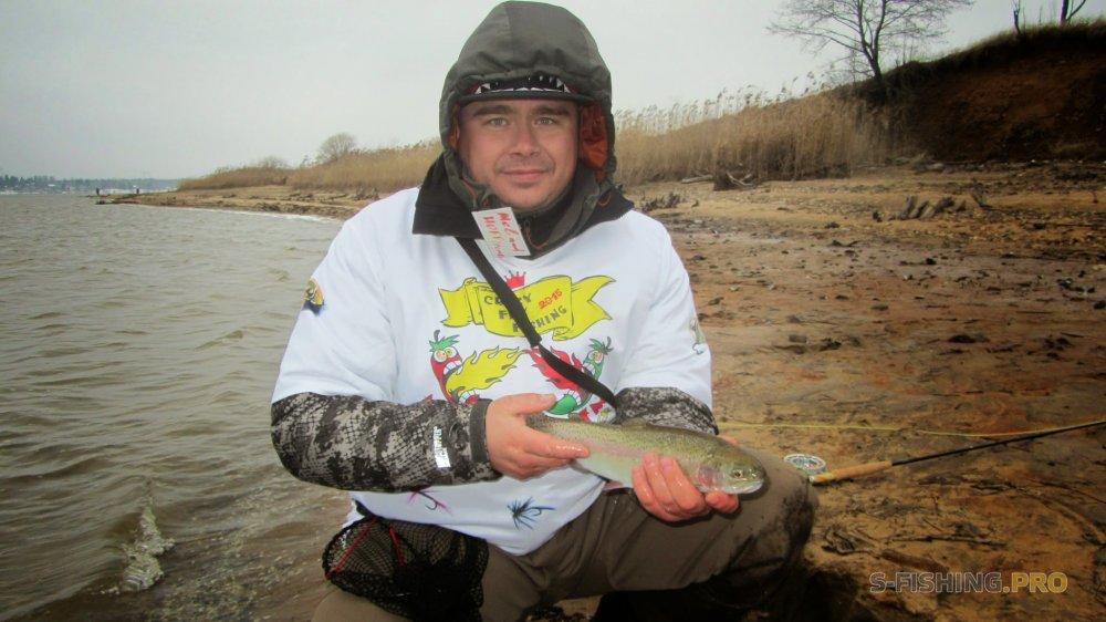 Мероприятия: Зимний нахлыстовый фестиваль «Crazy Fly Fishing».