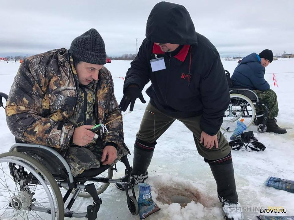 Мероприятия: СИГОЛОВ-2018 Источник: http://s-fishing.pro/
