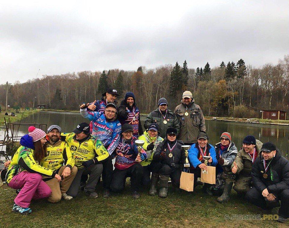 Отчеты с водоемов: Серебро - SV Fishing