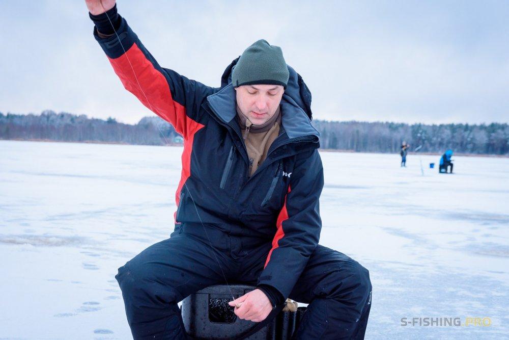 Мероприятия: «Это фиаско, братан!» (с) Отчет Александра Вострикова о кубке СПб по ловле на блесну со льда.