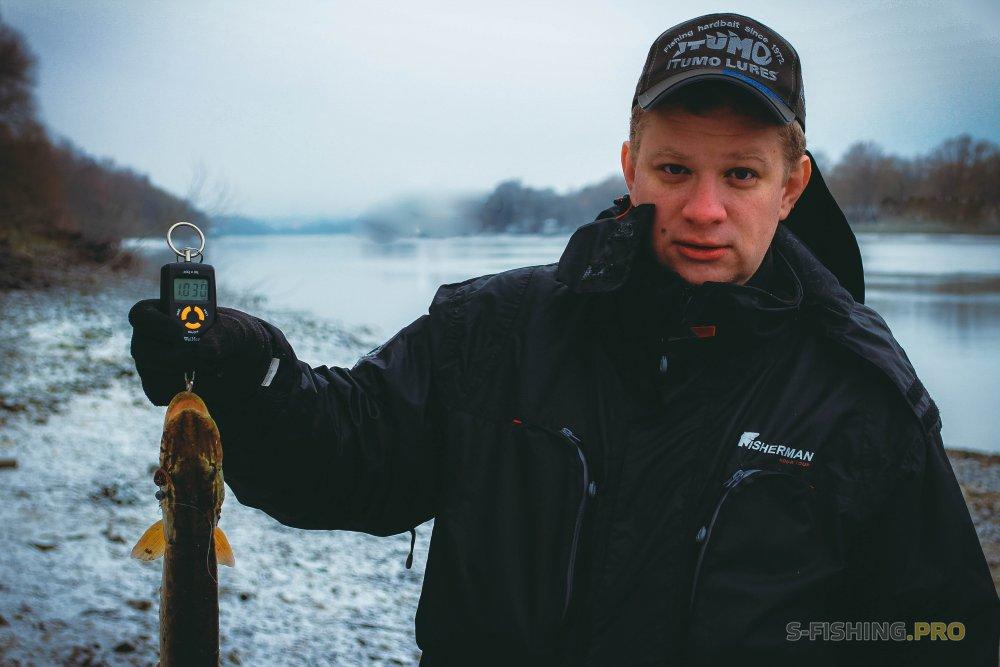Отчеты с водоемов: Просто рыбалка на НМР