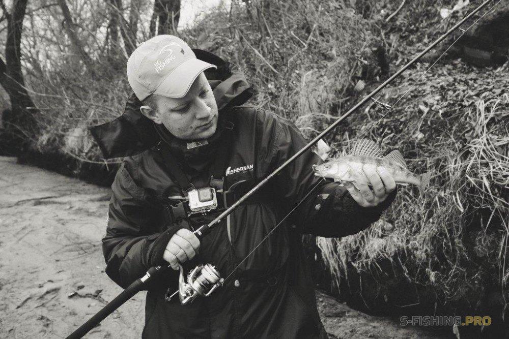 Отчеты с водоемов: просто отчет с рыбалки