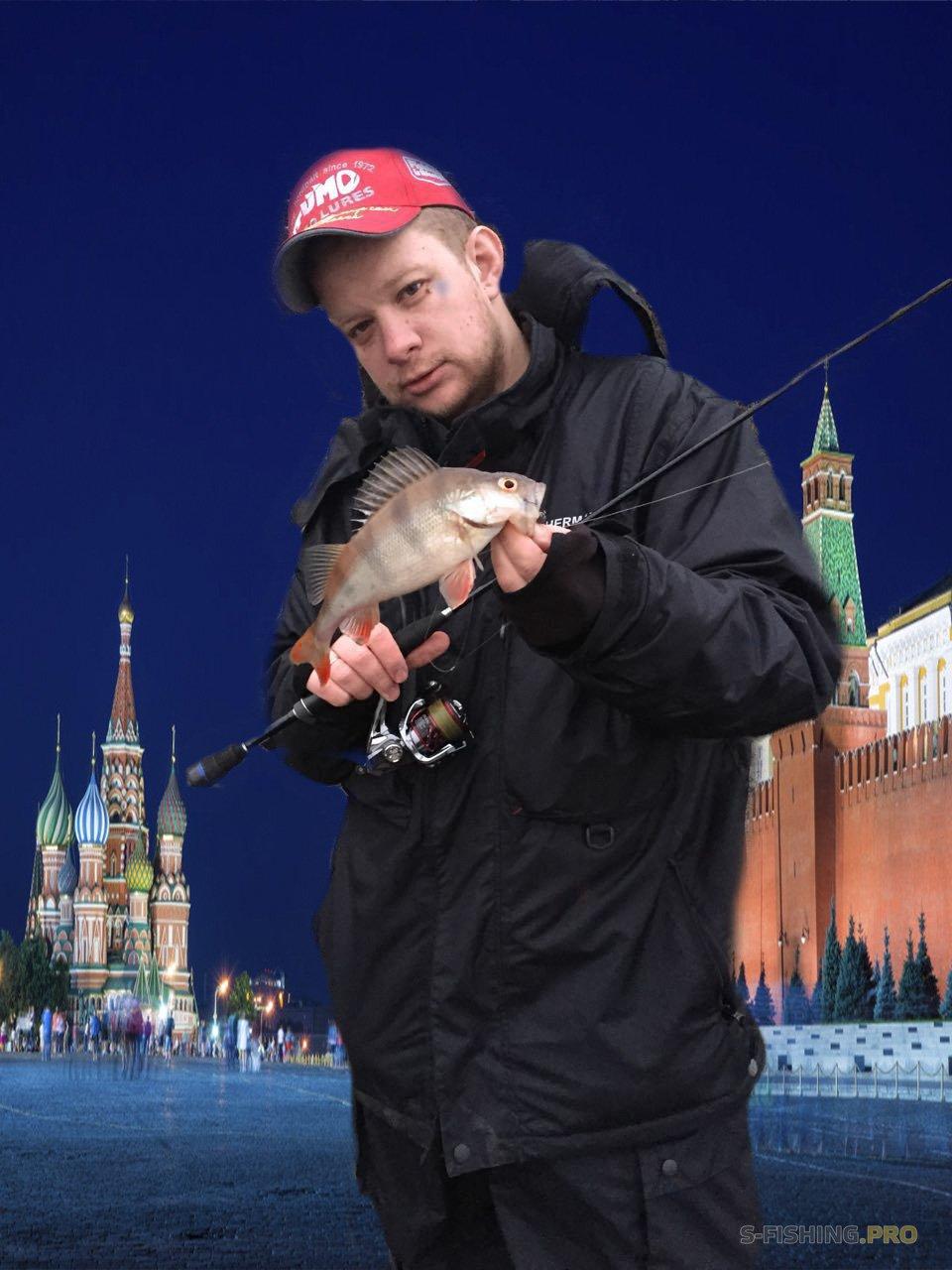Блог им. AndrejLogan: Городская рыбалка