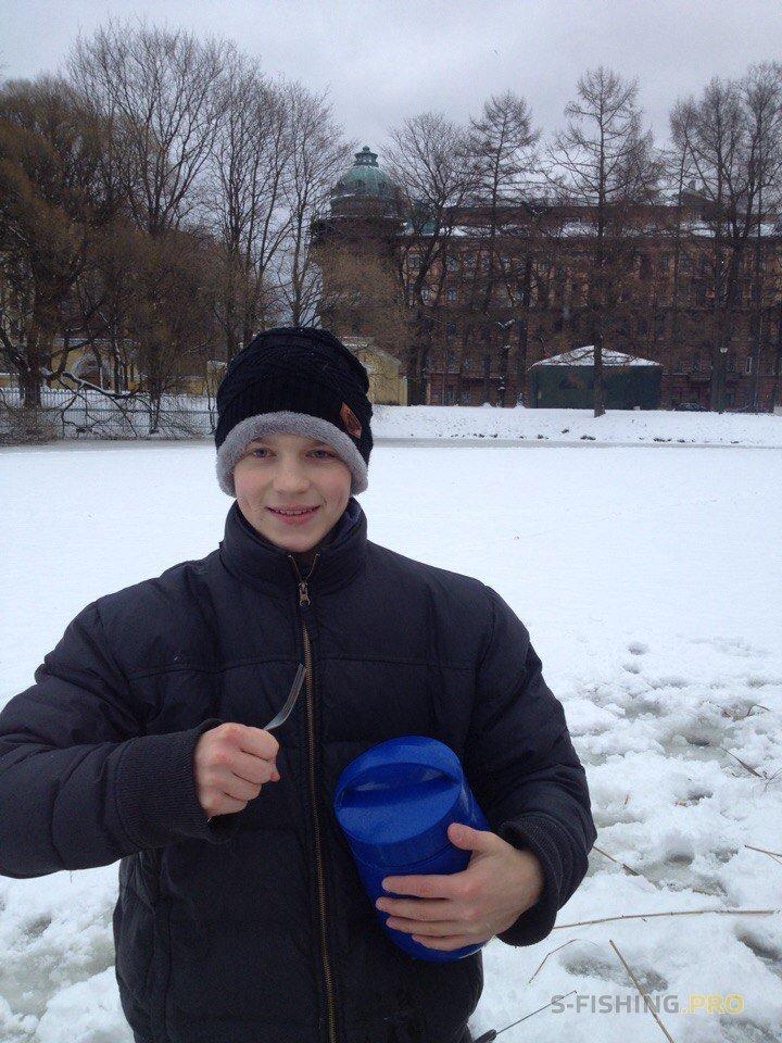 Отчеты с водоемов: Зимние арбузы от EcoPro