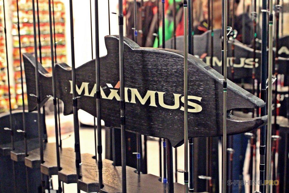 EcoGroup - эксклюзивный представитель брендов Maximus, Alaskan, LureMax, PowerPhantom, BlackSide, EcoPro, Saykio: Перехожу на Maximus. Антикризисные рыболовные решения.