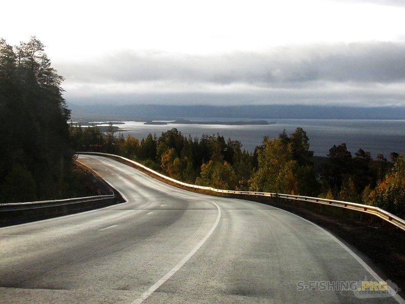 Поездка на Кольский 17.09 — 27.09