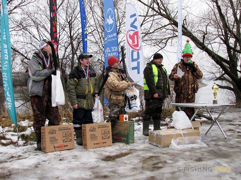 Мероприятия: «Новогодний спиннинг» от РСК «Клёвое Место». 16.12