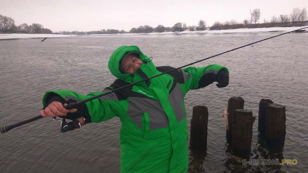 Отчеты с водоемов: Воскресная рыбалка или план удался.