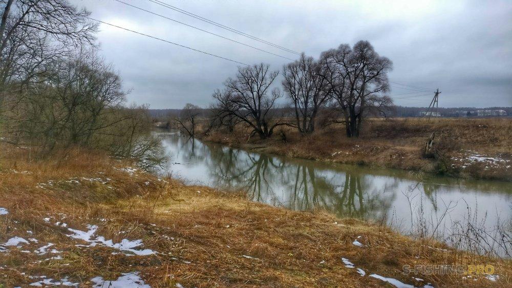 Отчеты с водоемов: Открытие спиннингового сезона 2018