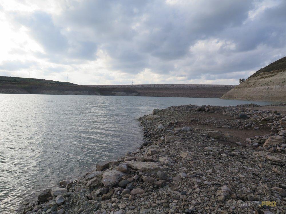 Отчеты с водоемов: ЗИМНЯЯ РЫБАЛКА НА КИПРЕ (часть 1)