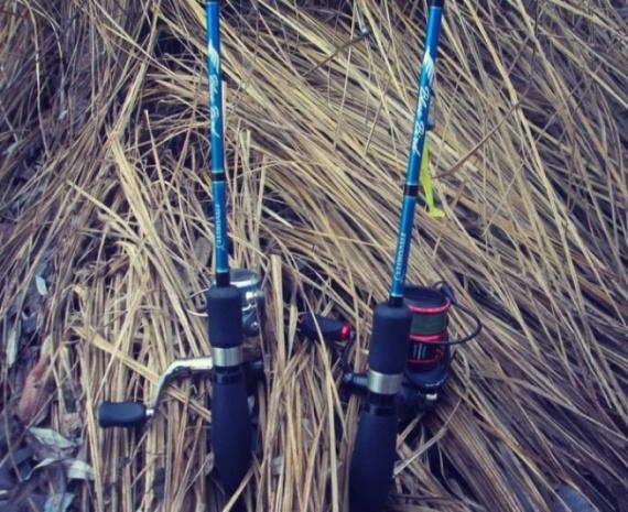 Отчеты с водоемов: Трудовая зимняя рыбалочка!)