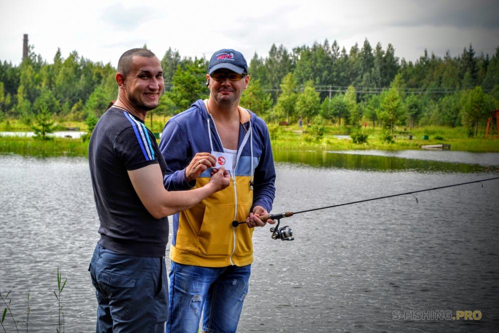 рыбалка в лепсари