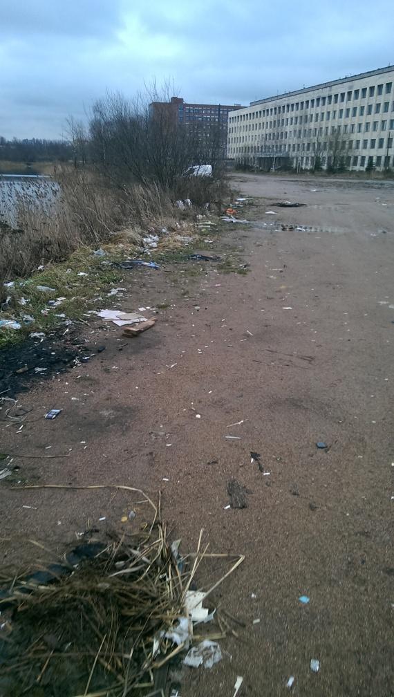 Блог им. PavelZapolskih: «Следы Человечества»  или Декабрьская щучка.Dagon25(12-13.12.2015)