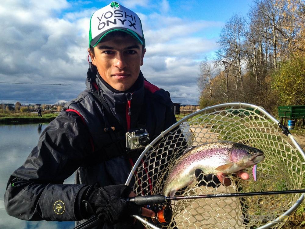 рыбалка на сенеже база