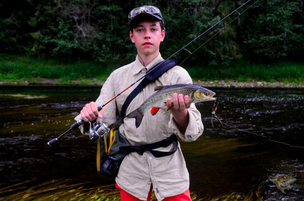 хорошая рыбалка на волге