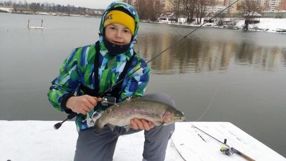Отчеты с водоемов: Рыбалка у Клуба Royal Fish (18.11.2015)