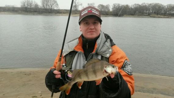 отчет о рыбалке на нижней москве реке