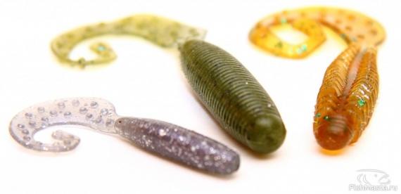 Обзоры: Блог им. BodyaGolenok: МОЙ ТОП 7 силиконовых приманок для ловли на микруху!)