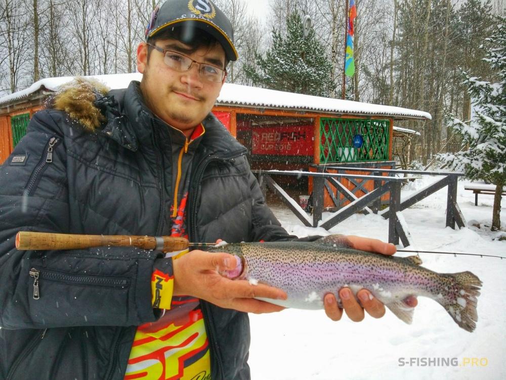 все о рыбалке в ленобласти