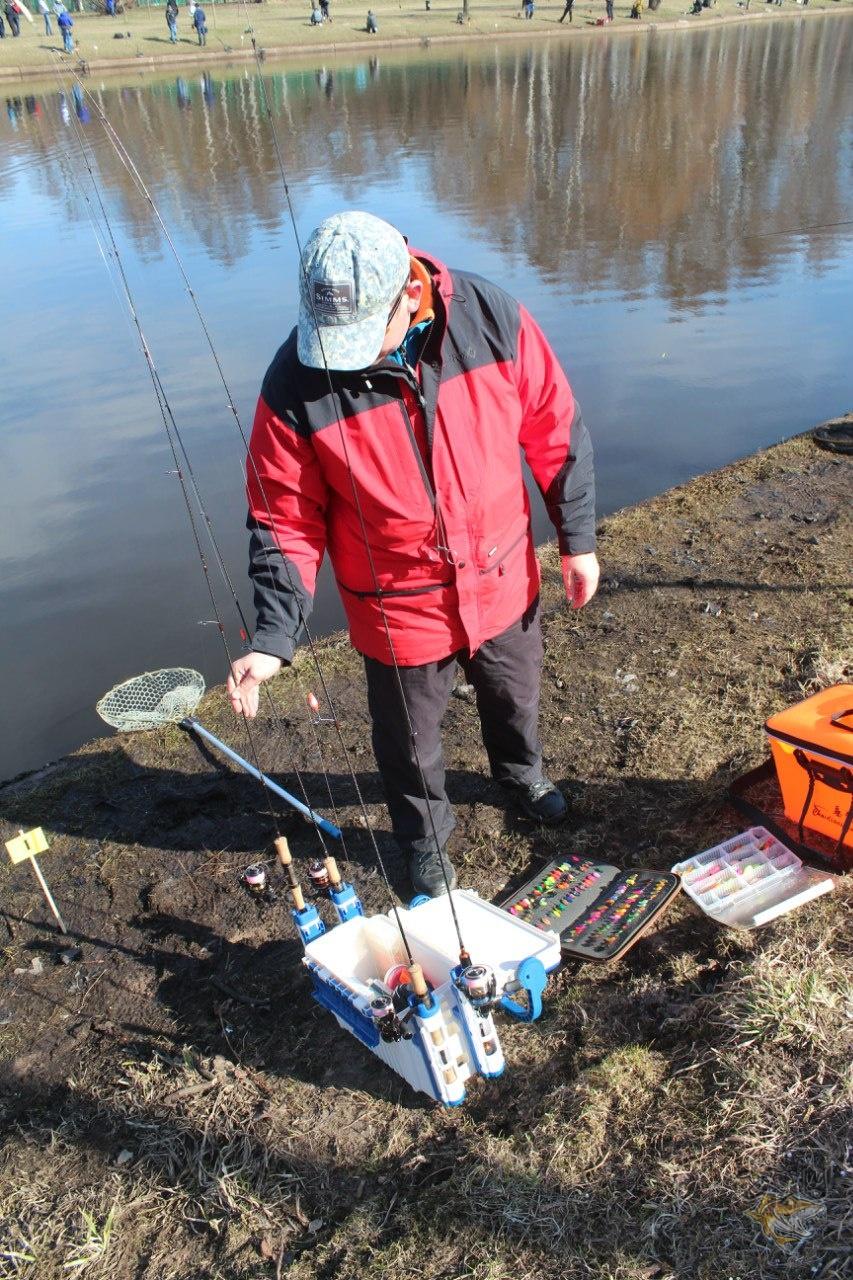 рыбалка в белгороде в апреле 2016