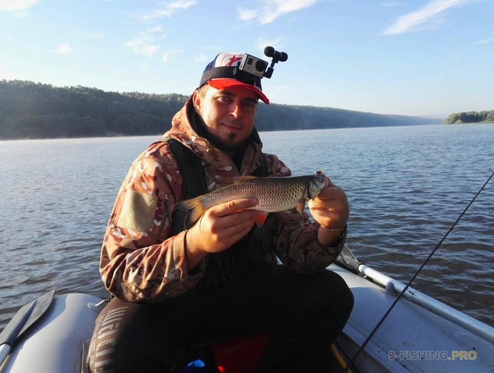 началась рыбалка на москве реке