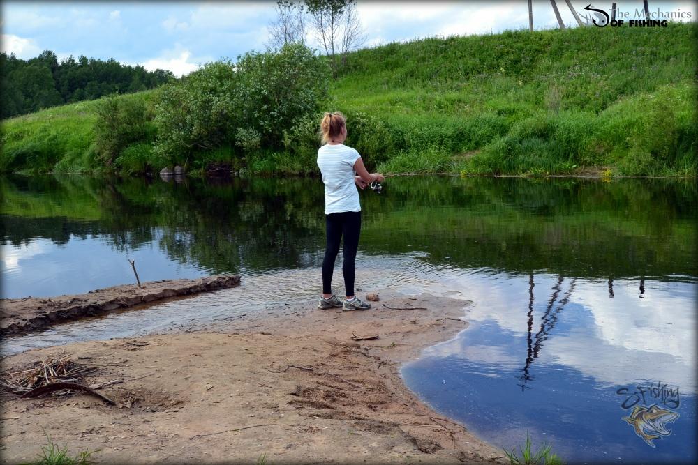 река ксема рыбалка