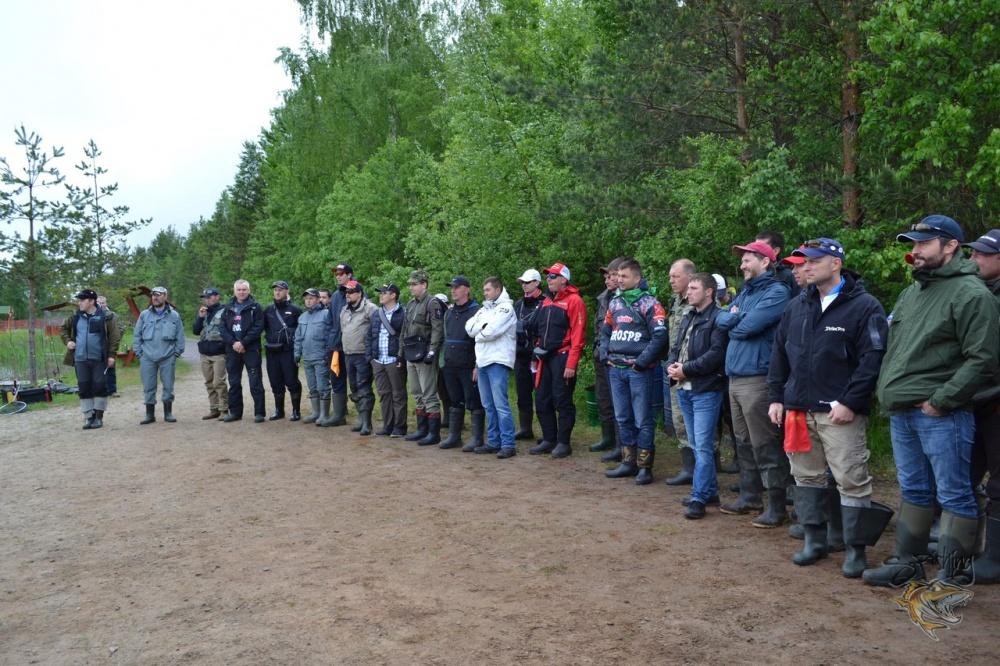 Участники турнира Nories Cup Russia 2016 в Лепсари