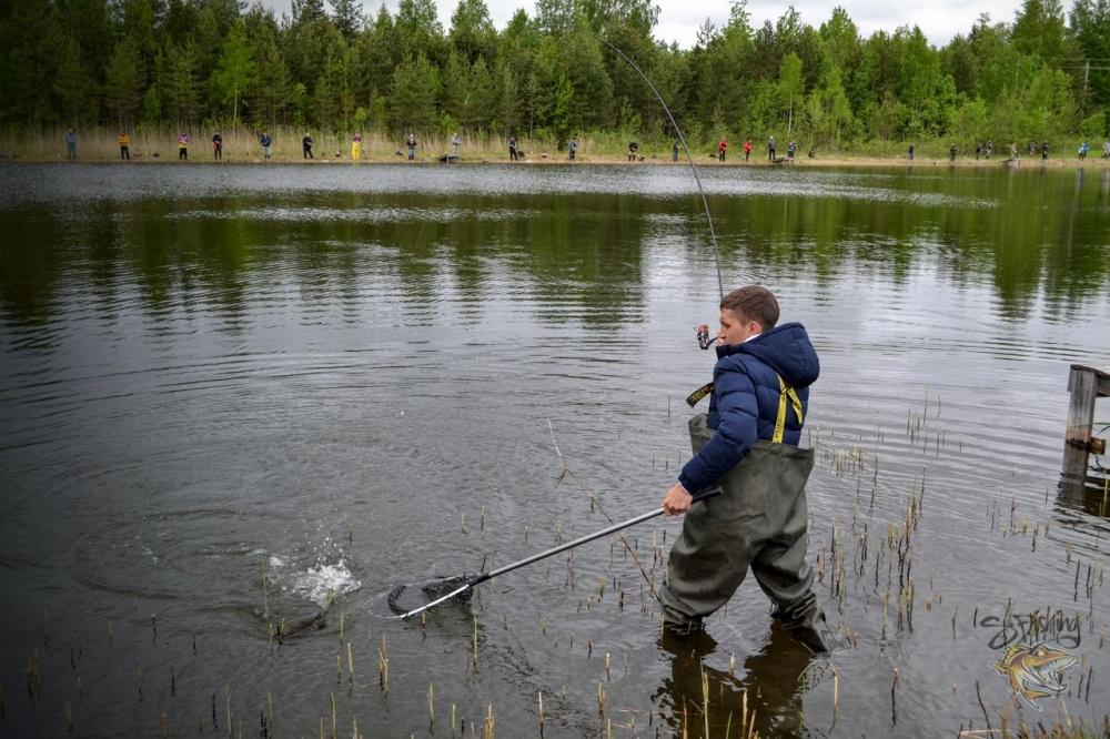 Рыболовный турнир в Лепсари