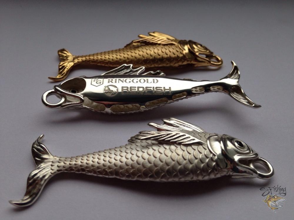 Подарочные сувениры-рыбки от RINGGOLD